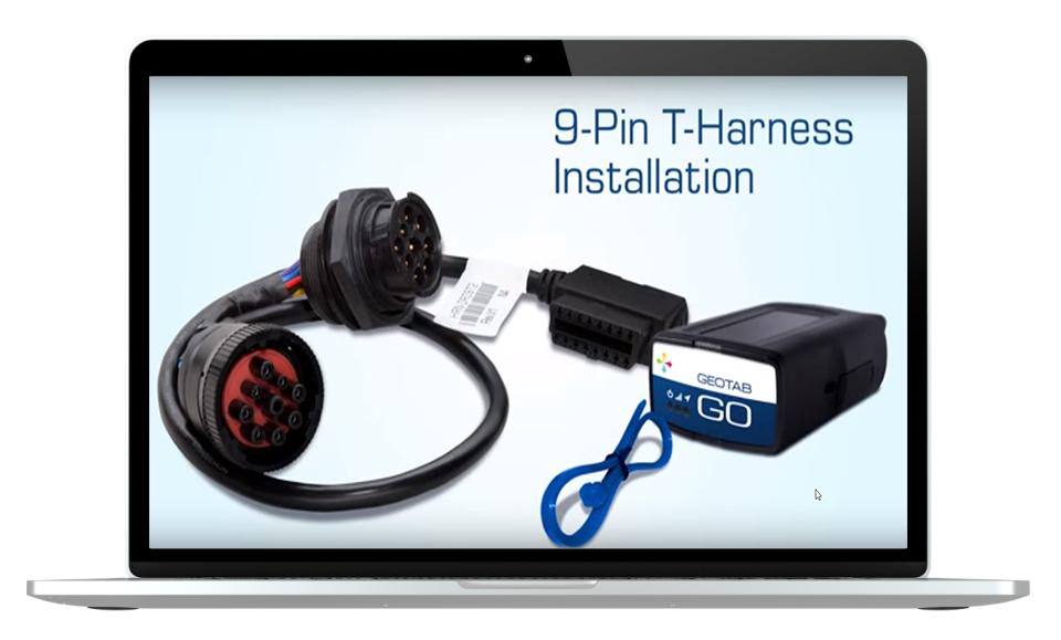 67016-9Pin Harness Installation